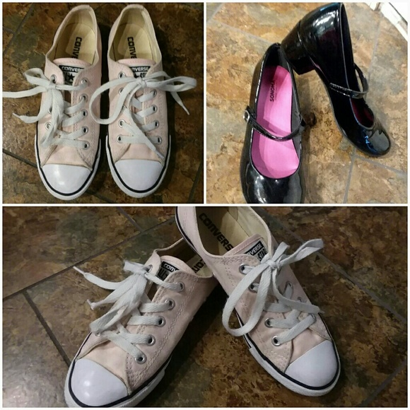 10d921921226 Converse Other - Converse Girl s Sneakers! BOGO!